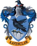 Ravenclaw™ Crest (Painting)