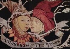 Andromeda and Ted