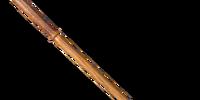Molly Weasley's wand