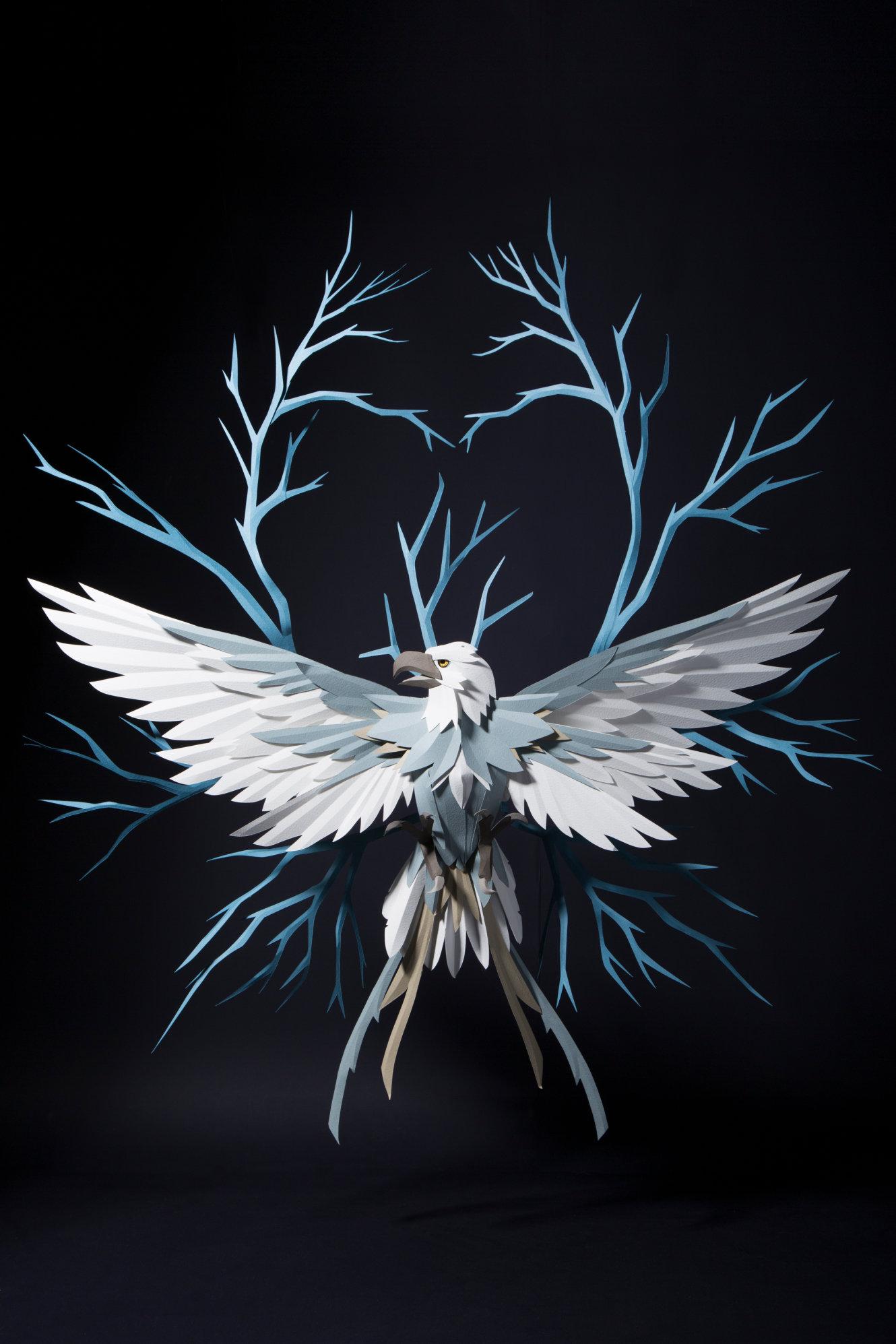 Thunderbird Harry Potter