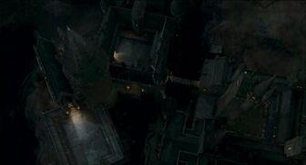 Hogwart layout
