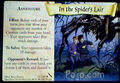 In the Spider's Lair (Harry Potter Trading Card).jpg