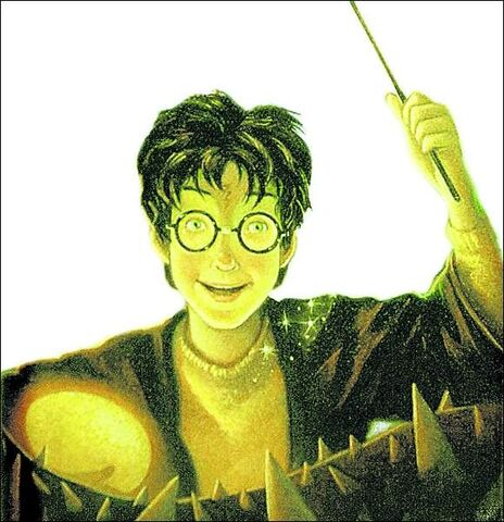 File:Harry's scar on his forehead (Concept Artwork by Mary GrandPre).jpg