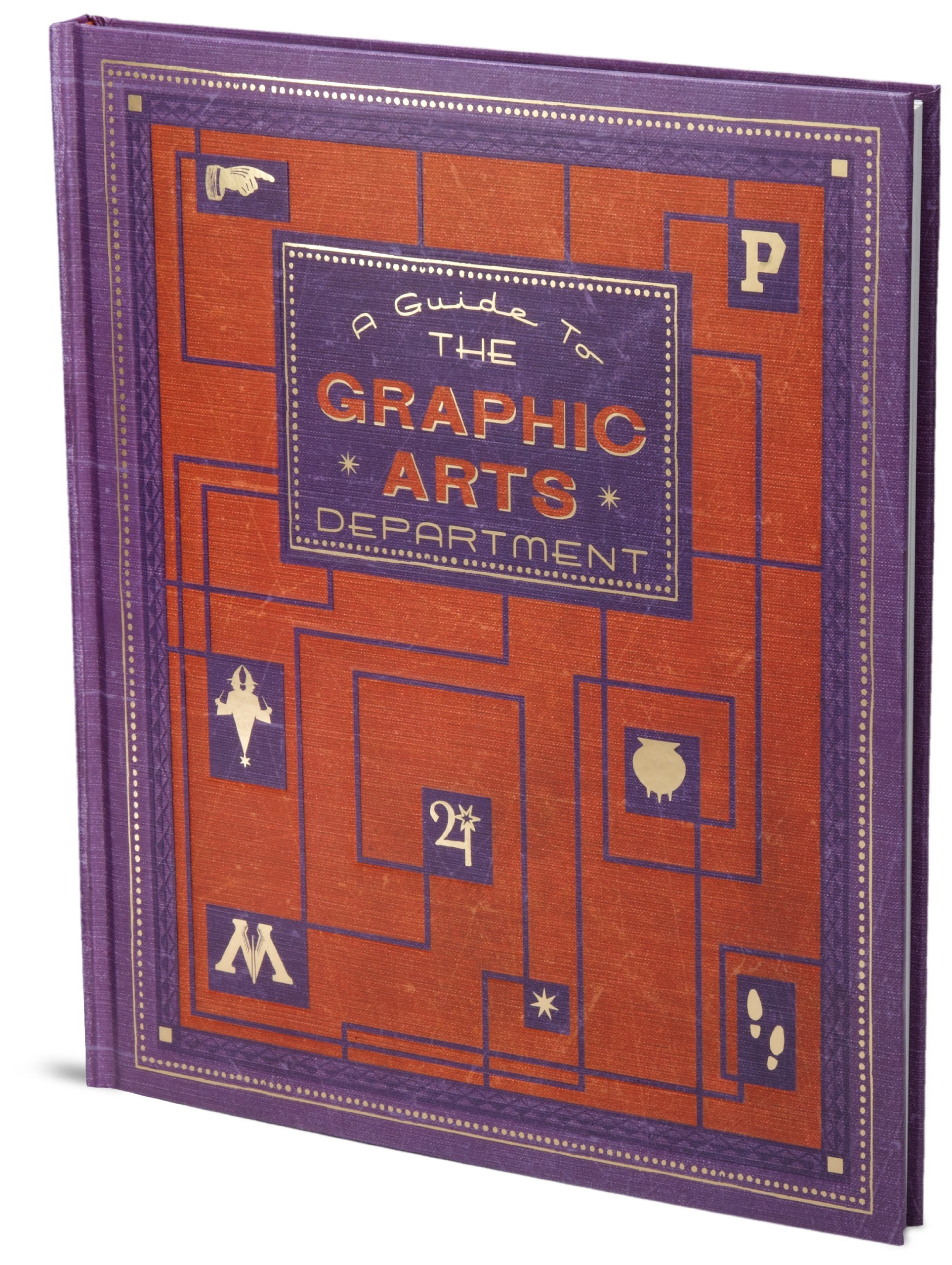 Book Cover Graphism Guide : A guide to the graphic arts department posters prints
