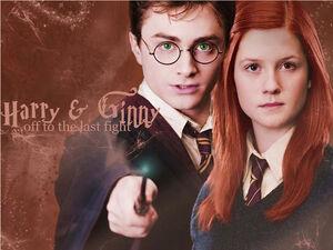 Harry ginny 1