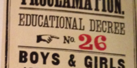 Educational Decree Number Twenty-Six (non-canonical)