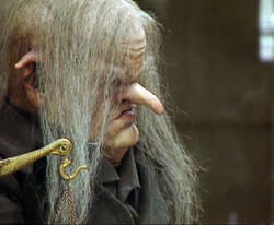 Harry Potter films Goblin 06