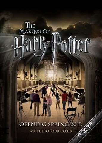 File:The Making of Harry Potter official promotional poster.jpg