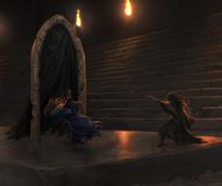 Sirius's Death Pottermore