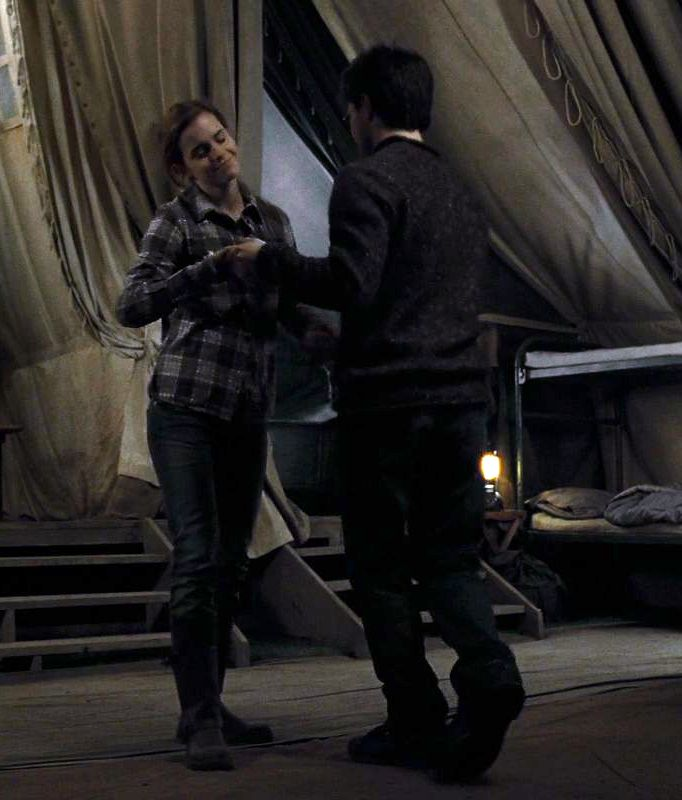 Harry & Hermione dancing.jpg
