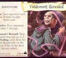 Voldemort Revealed (Trading Card)