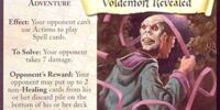 Voldemort Revealed (Trading Card)