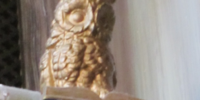 Daily Prophet Delivery Owl of the Year trophy