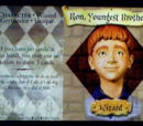 Ron, Youngest Brother