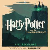 German 2016 Pottermore Exclusive Audio Book 06 HBP