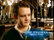 Josh Herdman (Gregory Goyle) HP4 screenshot