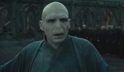 Voldemort realising Harry isn't dead