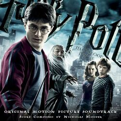 Hbp promo Soundtrack cover 2ndversion