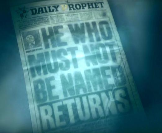 Bestand:Daily Prophet Voldemort Returns.JPG