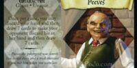 Peeves (Trading Card)