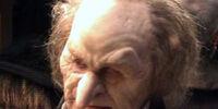 Unidentified Goblin at Gringotts in 1998 (II)