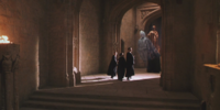 Corridor off the Entrance Hall