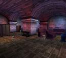 Second-floor secret storeroom