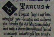 TaurusHoroscope