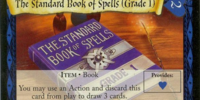 The Standard Book of Spells (Grade 1) (Trading Card)