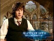 Matthew Lewis (Neville Longbottom) HP4 screenshot
