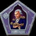 Thaddeus Thurkell-87-chocFrogCard