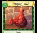 Dragon's Blood (Trading Card)