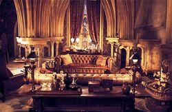 Slughorn's office