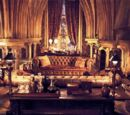 Horace Slughorn's office