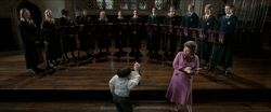Umbridge inspecting Flitwick.jpg