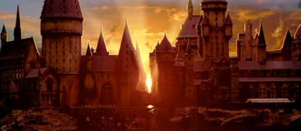 File:Hogwarts castle sunrise 01 (Concept Artwork for HP2 movie).JPG