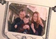 The potter family together