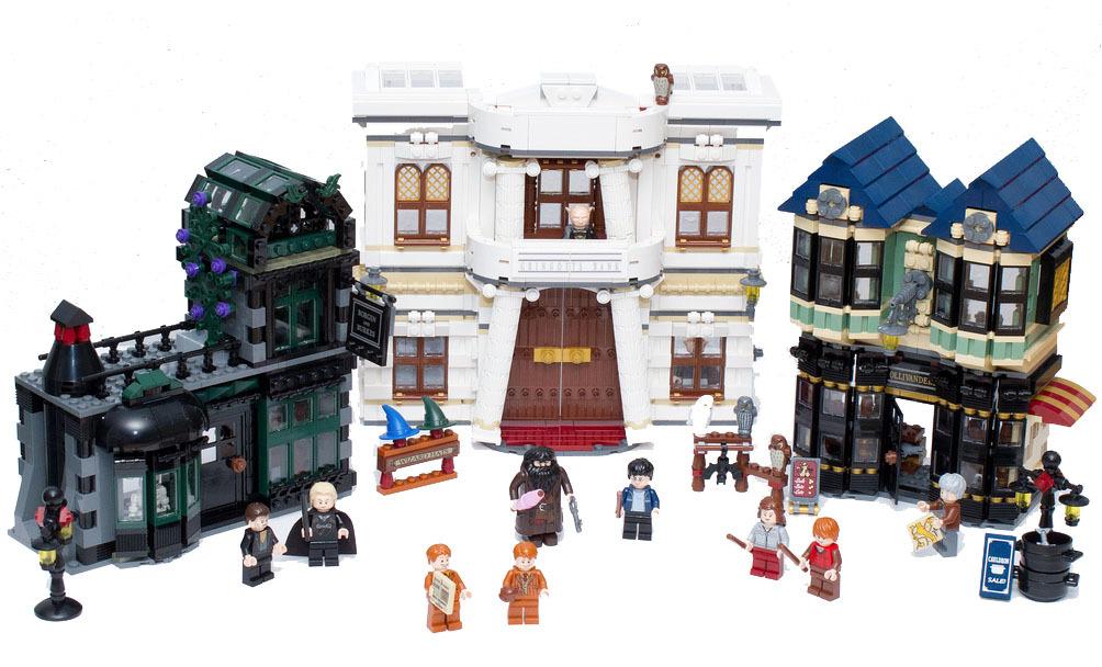 Лего гарри поттер реклама