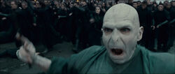Voldemort and his followers at the Battle of Hogwarts.jpg