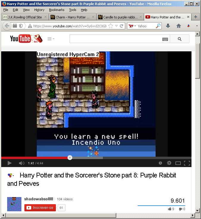Harry Potter and the Sorcerer's Stone video game