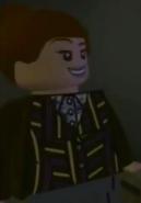 LEGO Mafalda