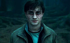 DH - Harry Potter-Forbidden Forest