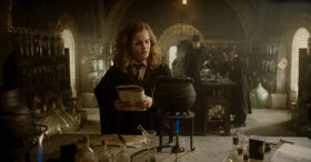 Hermione potions half blood prince