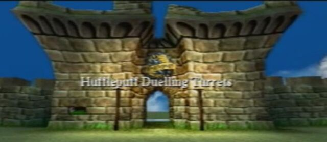 File:Hufflepuff Duelling Turrets.jpg