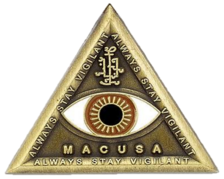 MACUSA - Always Stay Vigilant