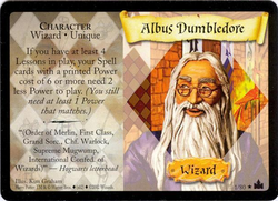 AlbusDumbledoreTCG