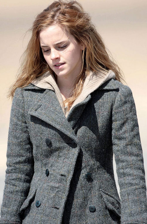 Emma Watson as Hermione Granger (Deathly Hallows)