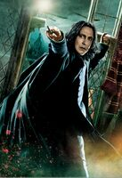 TDHp2 Textless Poster Snape action