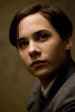 Frank Dillane as Teenage Tom Marvolo Riddle.jpg