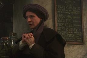 Quirrell Leaky Cauldron
